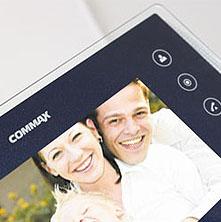 Популярные модели видеодомофонов с HD-Videochip