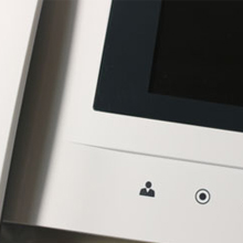 Обзор популярных моделей видеодомофонов Commax
